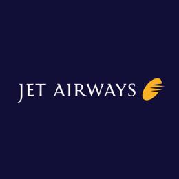 Jet Airways Flight Booking - Flight Routes, Jet Airways Airline