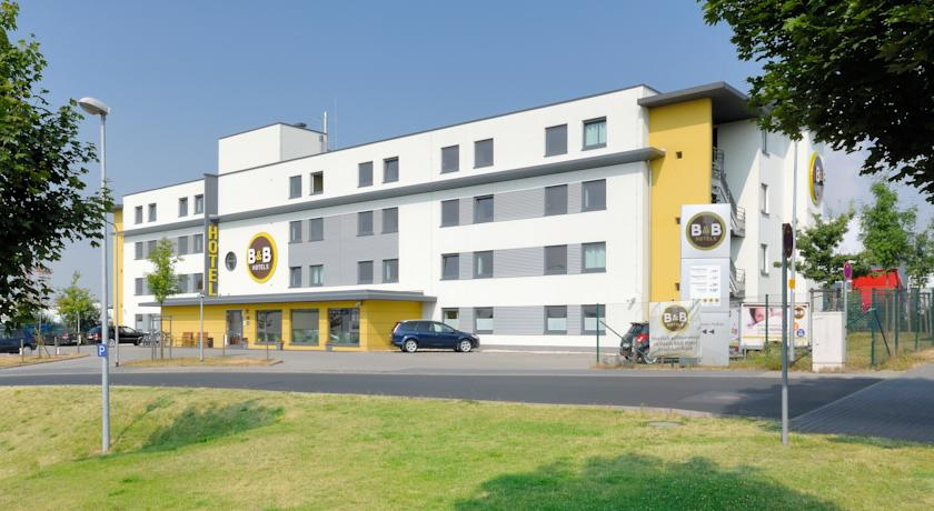 B&B Hotel Frankfurt Nord in Frankfurt am Main