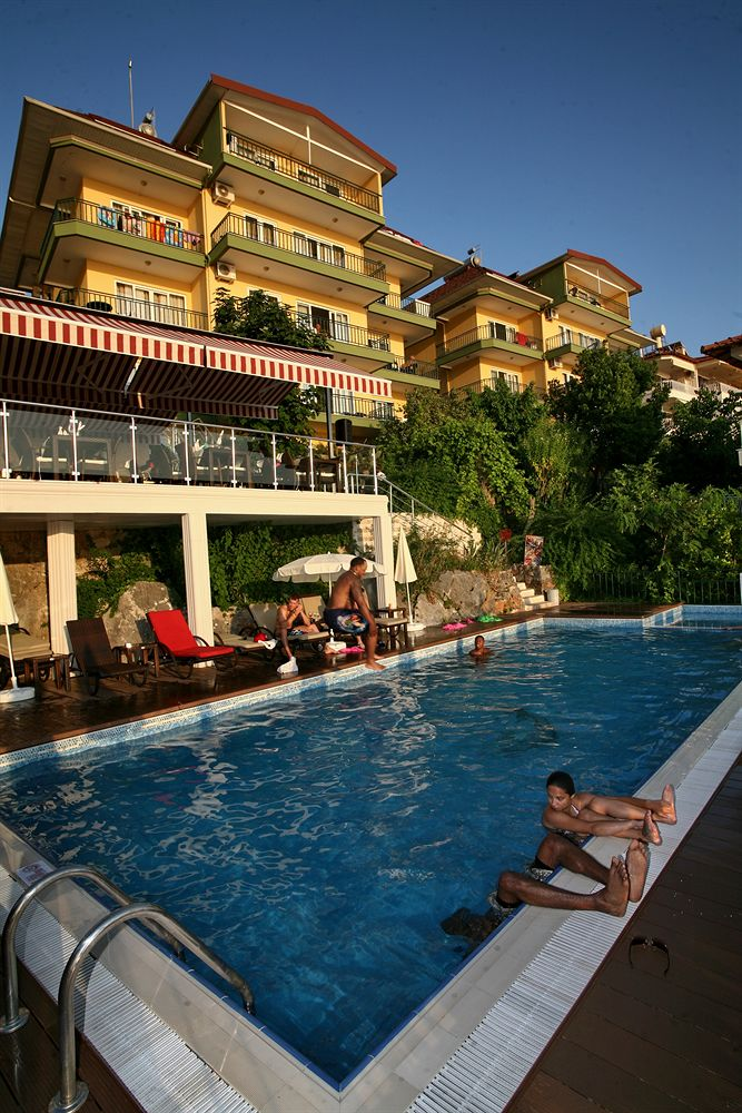 Bella Vista Suite Hotel in Alanya