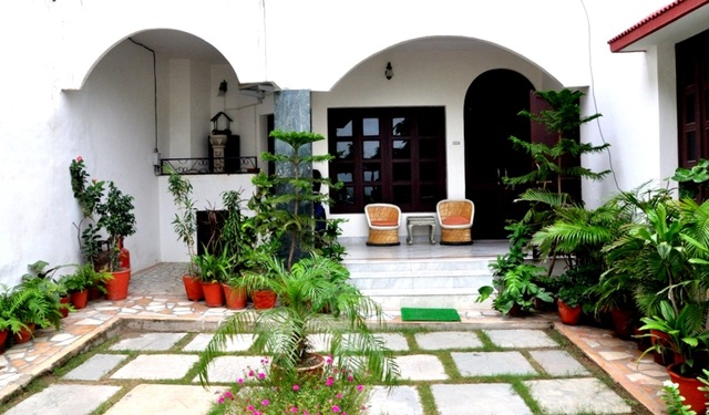Chinar Villa Homestay in udaipur