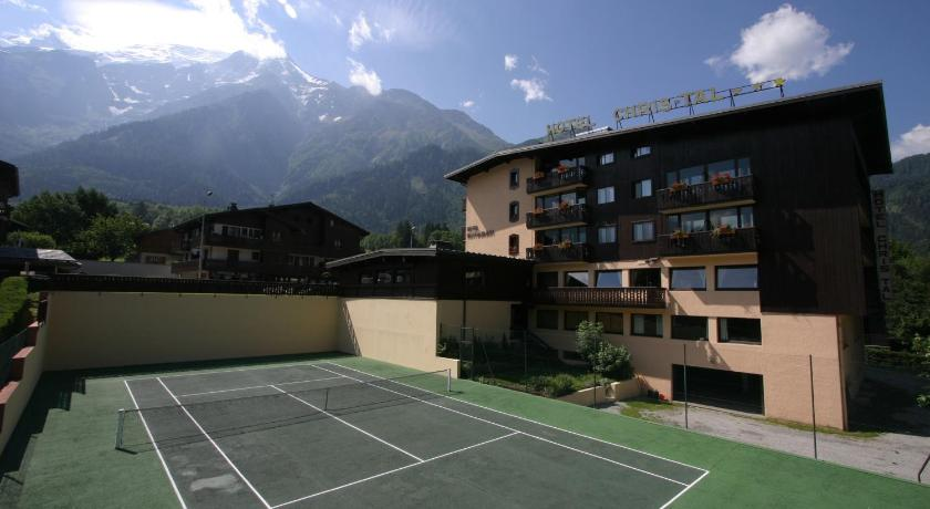 Chris-Tal Hotel in Chamonix-Mont-Blanc