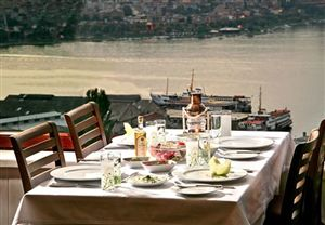 Grand Hotel Halic Taksim City Center in Istanbul