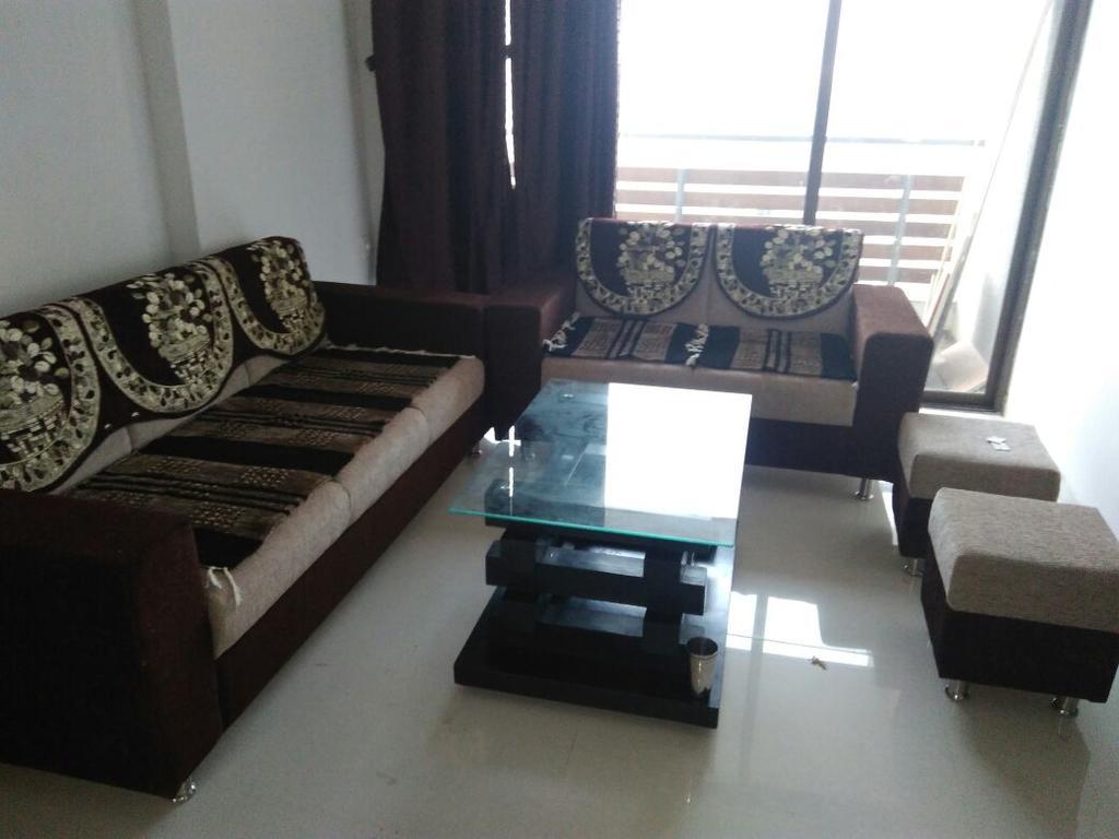High Rise Terrace Garden Flat in Ahmedabad
