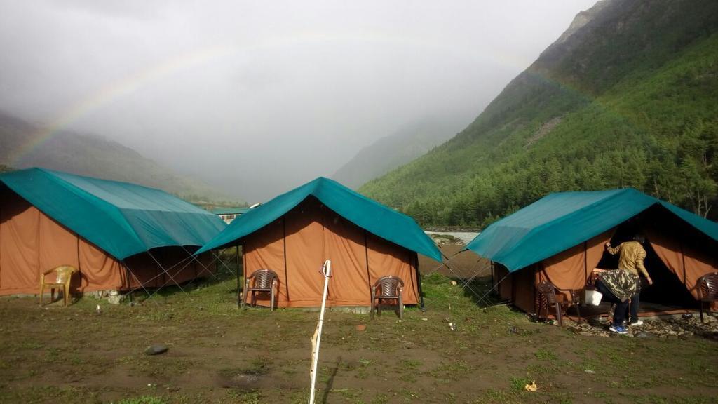 Hip Trip Baspa River Camps Chhitukl in Chitkul