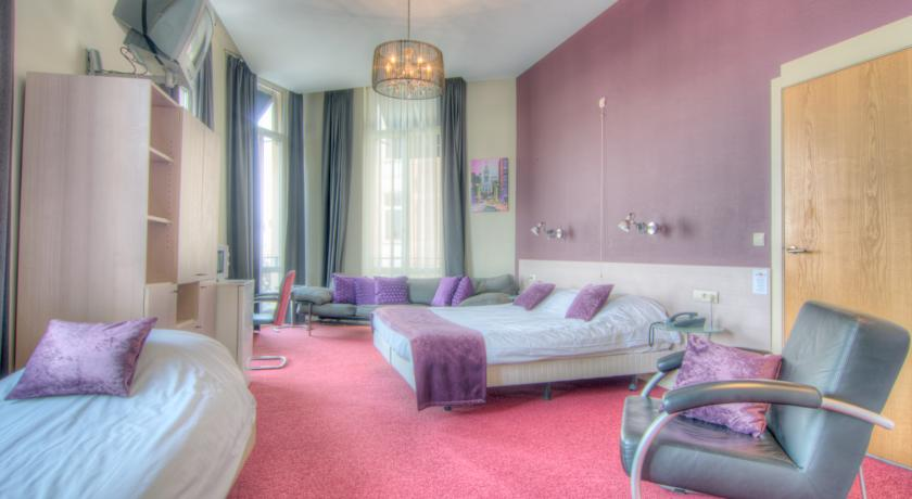 Hotel Antigone in Antwerp