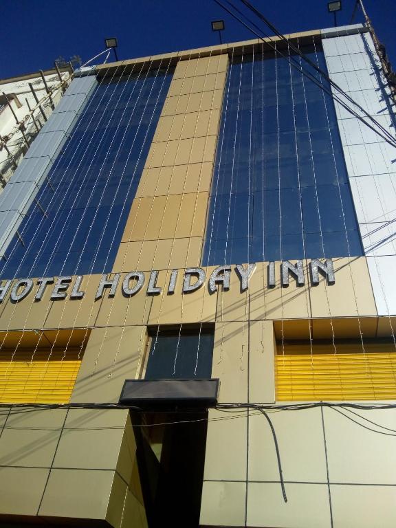 Hotel Holidayinn in Silchar
