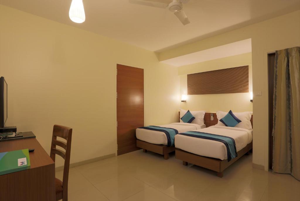 Hotel Mint Highstreet in Pune