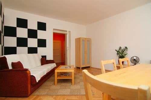 HOTEL TEMPLOVA APARTMENTS in Prague