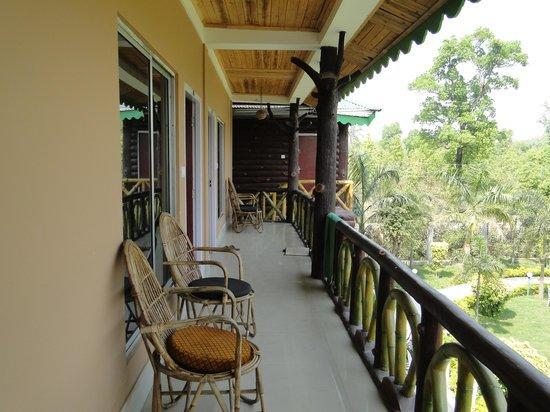 Indrapuri Resort in Lataguri