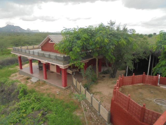 Jagnath Wildlife Safari in Jalor