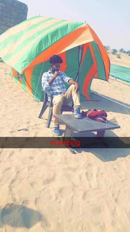 Jaisana Desert Resort in Sām