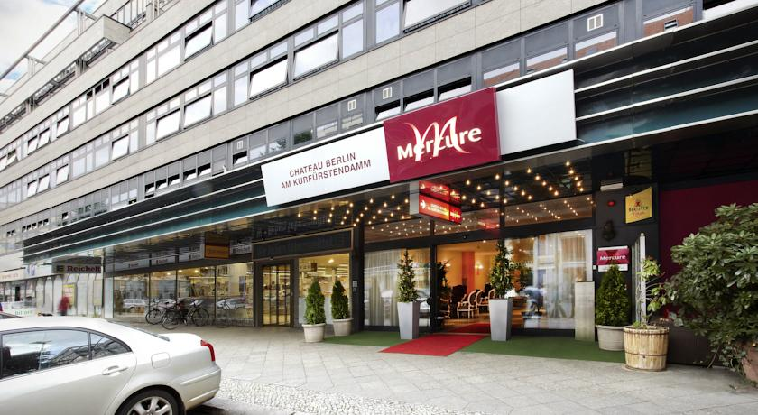 Mercure Hotel Chateau Berlin am Kurfürstendamm in Berlin