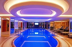 Mosaic Hotel in Istanbul