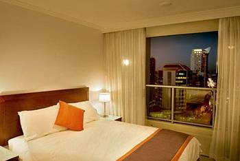 Oaks Lexicon Apartment Hotel in Brisbane