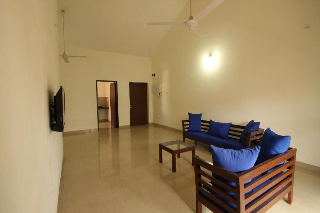OYO Home 9875 2BHK Panjim Goa in Old Goa