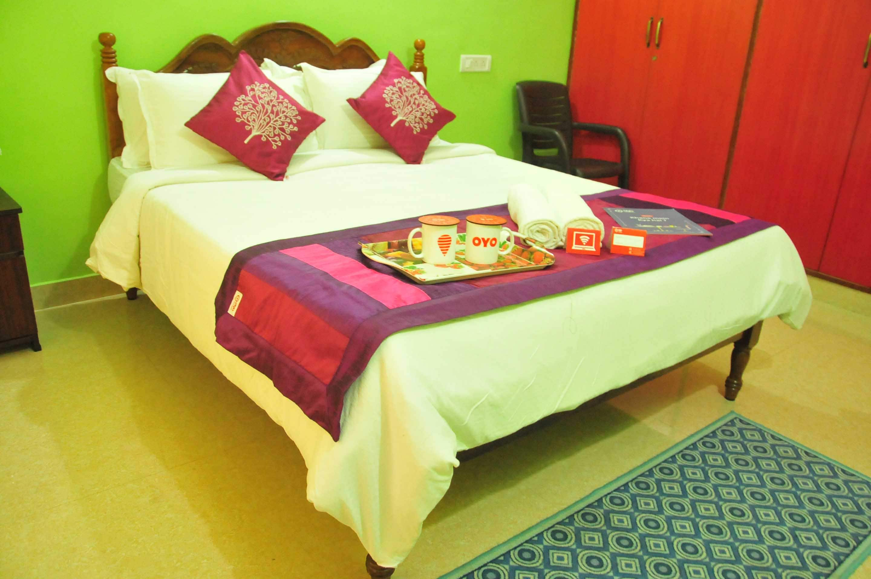 OYO 3878 Home Stay Misty Palace in Coorg