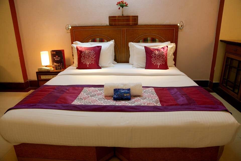OYO 1580 Hotel Rishi Regency in jabalpur