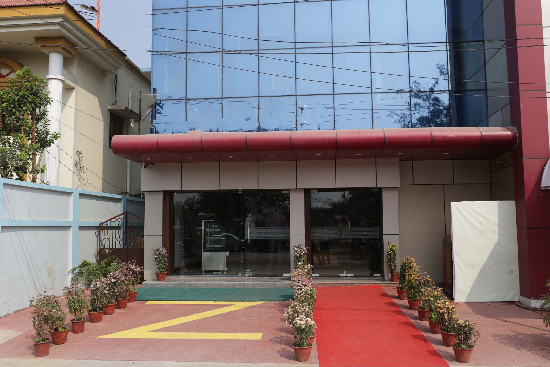 OYO 4218 Z International in Bhubaneswar