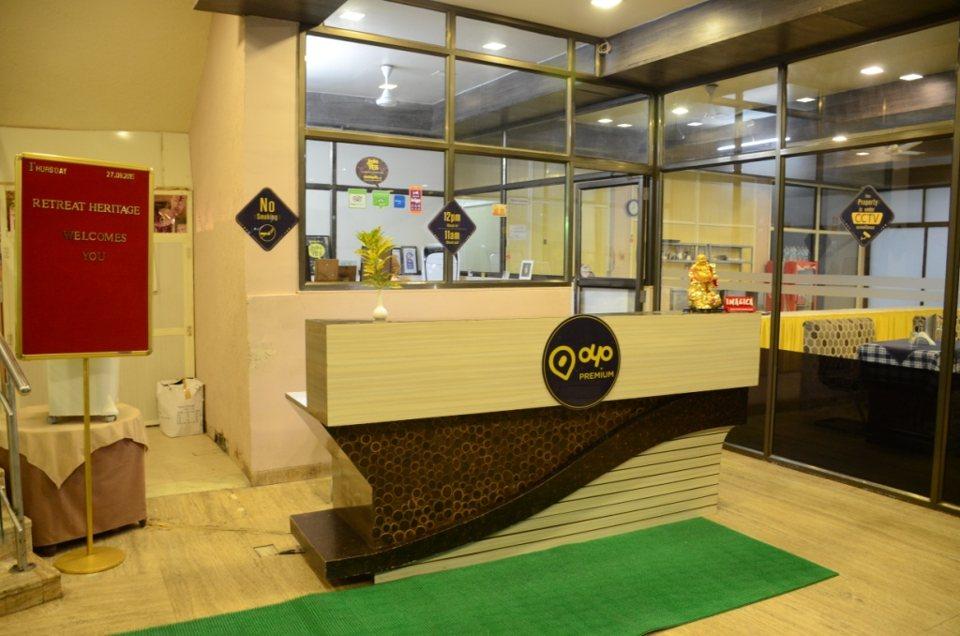 OYO 1551 Hotel Retreat Heritage in Lonavala