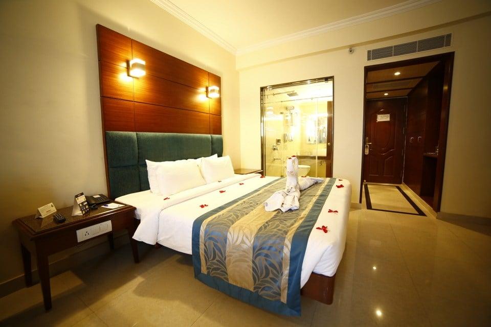 OYO 8769 Hotel Shenbaga in pondicherry