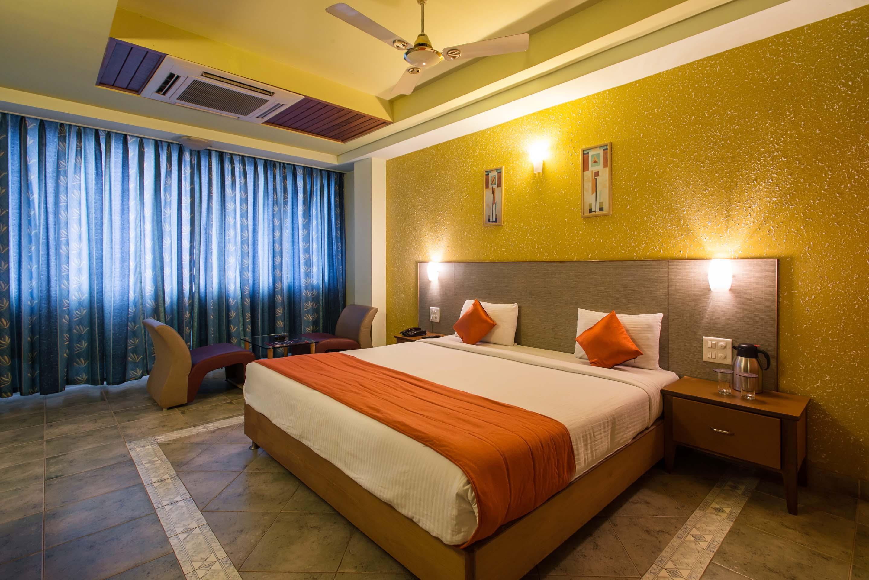OYO 1712 Goa Woodland Hotel in Goa