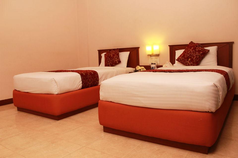 OYO 1303 Hotel The President in Mysore