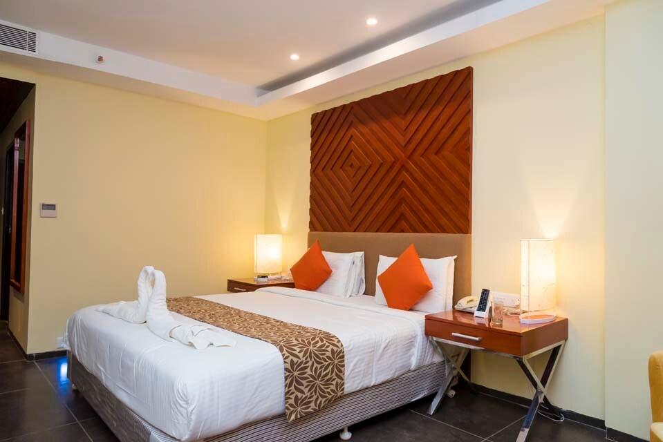 OYO 1536 Hotel Grand Serenaa in pondicherry