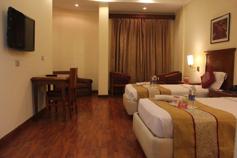 OYO 1111 Eiffel Grand Hotel in Panipat