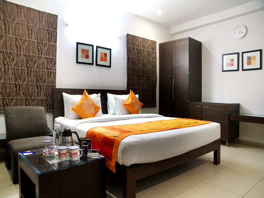 OYO 1549 Hotel Hill View in Hyderabad