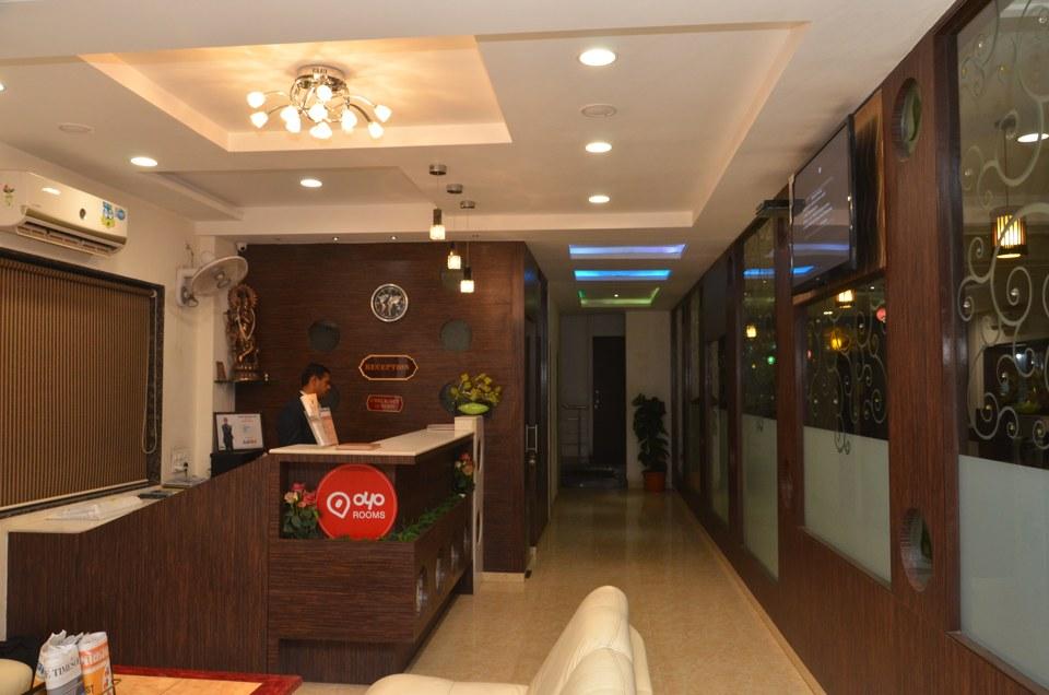 OYO 2076 Hotel Krishna Inn in Aurangabad