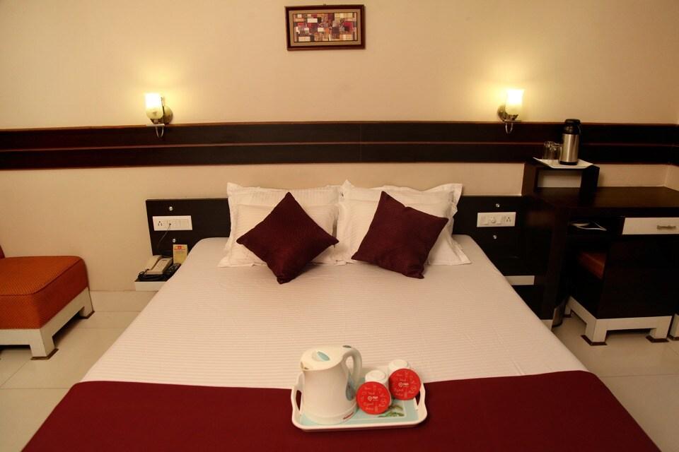 OYO 1063 Hotel Star Regiency in allahabad