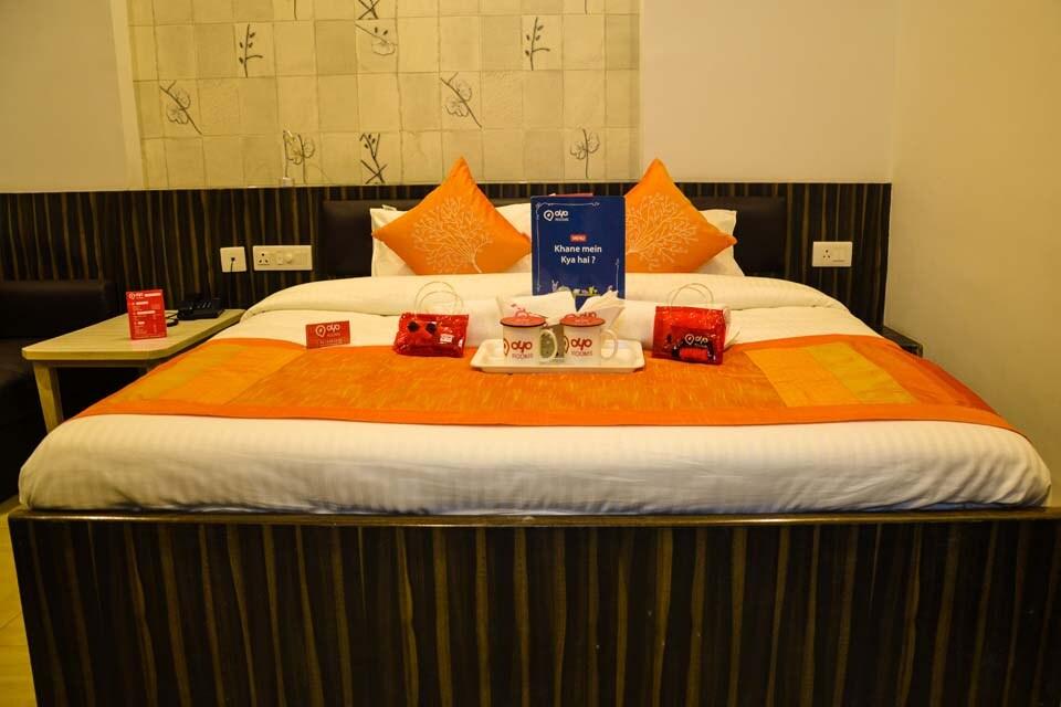 OYO 1793 Hotel SSJ International in lucknow