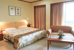 Parkview Executive Suites in Vientiane