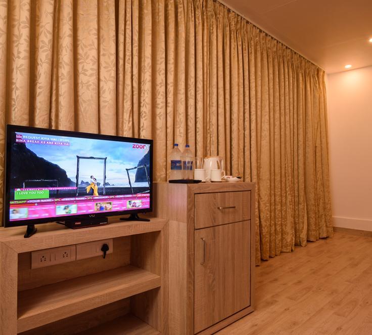 Royal Boomerang Resort in Mandrem
