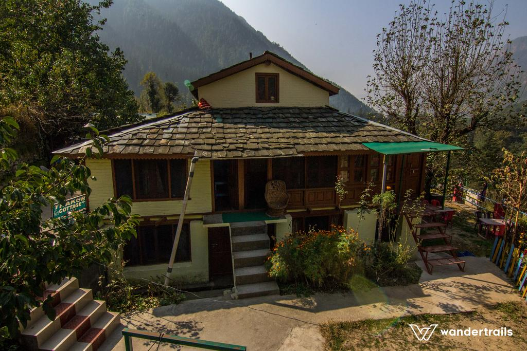 Thakur Cottages - A Wandertrails Stay in Kasol