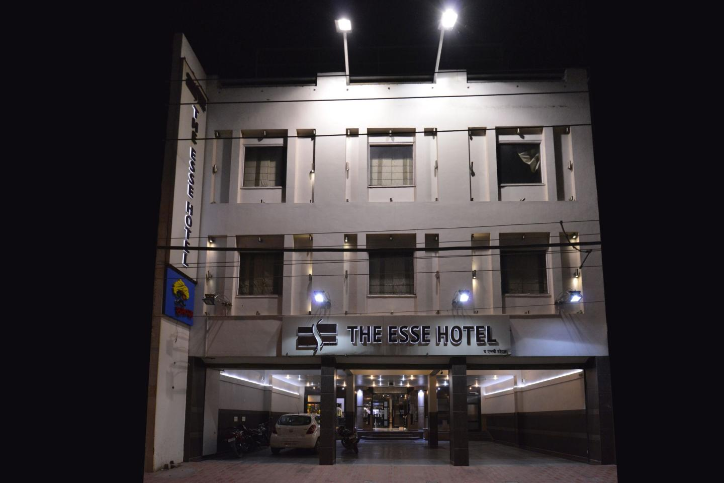 The Esse Hotel in hisar