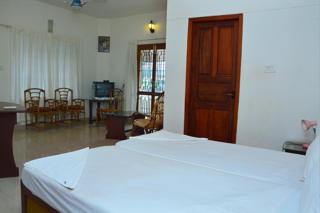 Voyages Seaview Residency in Varkala