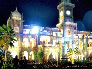 Shalini Palace Hotel in kolhapur