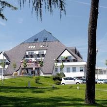 Lázeňský hotel Pyramida I in Hazlov