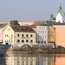Altstadt-Hotel Passau in Tittling