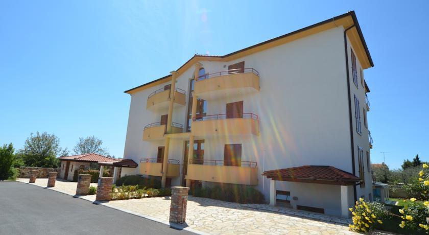 Apartments Ana Wellness in Spanidiga