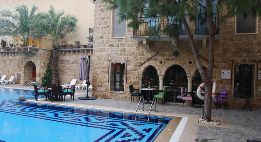 Assaha Hotel in Beirut