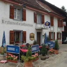 Auberge Restaurant Couronne in Ferrette