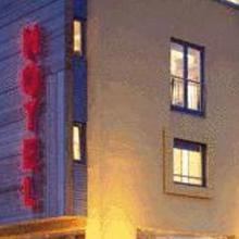 Axxe Motel Leipheim Süd in Unteregg