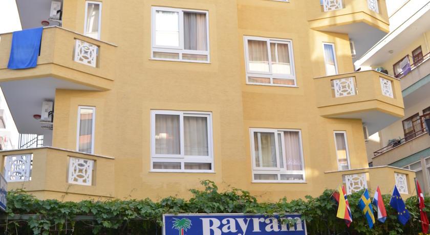 Bayram Apart Hotel in Payallar