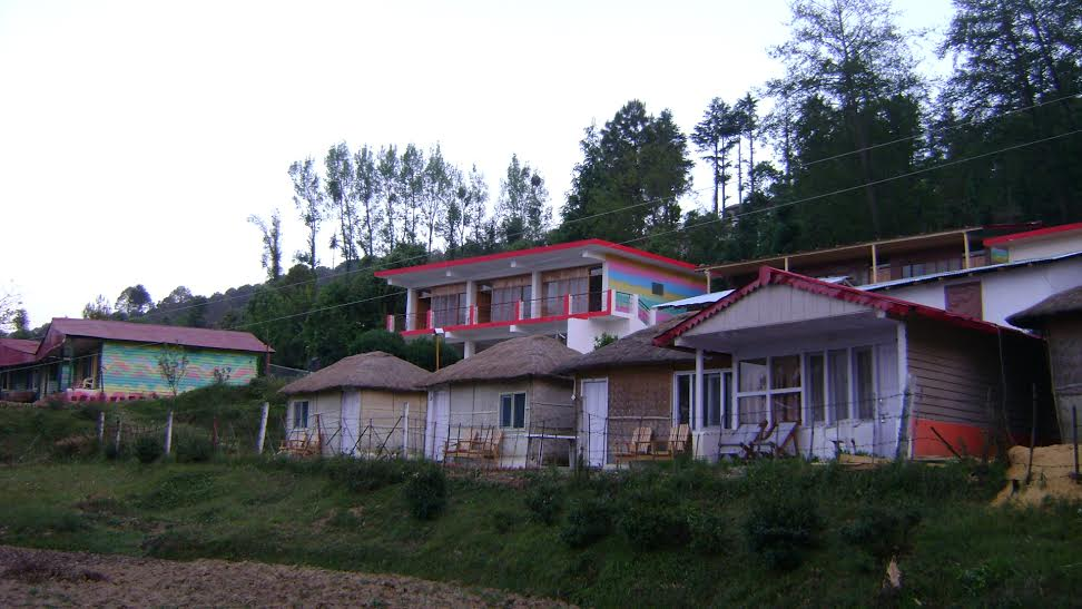ADB Rooms Blossom Resort in Bageshwar