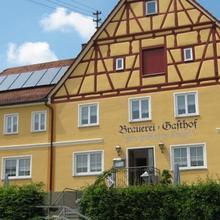 Brauerei und Gasthof zum goldenen Engel in Unteregg