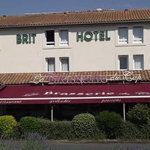Brit Hotel - Brasserie Du Cap in Andilly