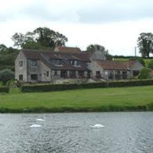 Cameley Lodge in Priston
