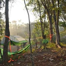 Camp at Aclat Meadows in Sakleshpur